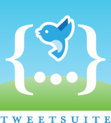 TweetSuite, sweet logo too