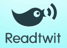 Readtwit, a sweet little app