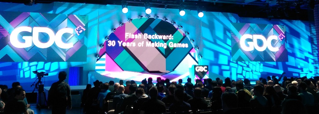 Flash Backward - 30 Years of Making Games